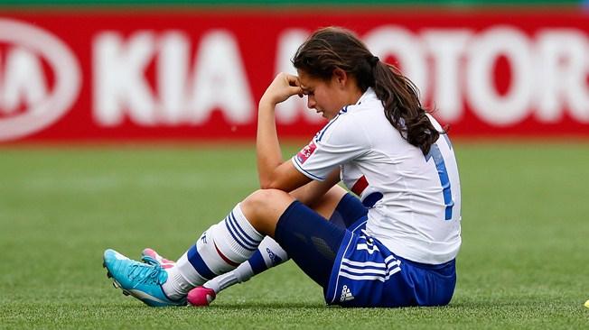 Canada Futbol Femenino Fútbol Femenino Paraguay