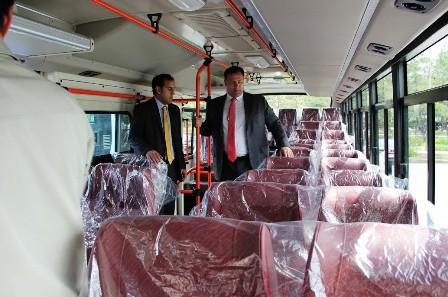 buses climatizados