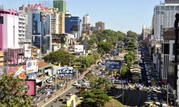 Ciudad del este Paraguay  city photos : Crisis en la Triple Frontera: cierran 300 comercios en Ciudad del Este