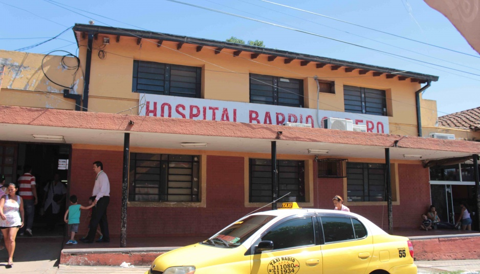 hospital de barrio obrero v a