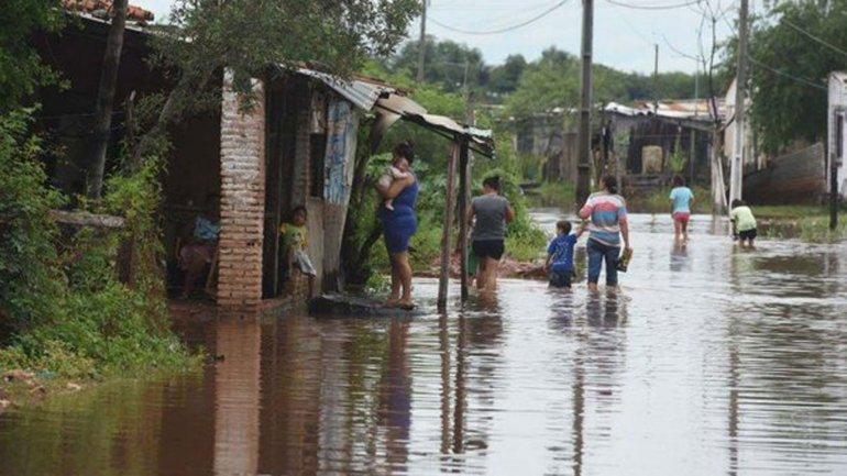 inundados va