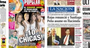 diarios paraguayos tapas-