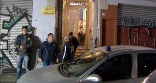 Hotel Valencia, donde estuvo secuestrado el nene. (Foto infobae.com)